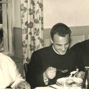 Primiz Josef Tiefenthaler 1959