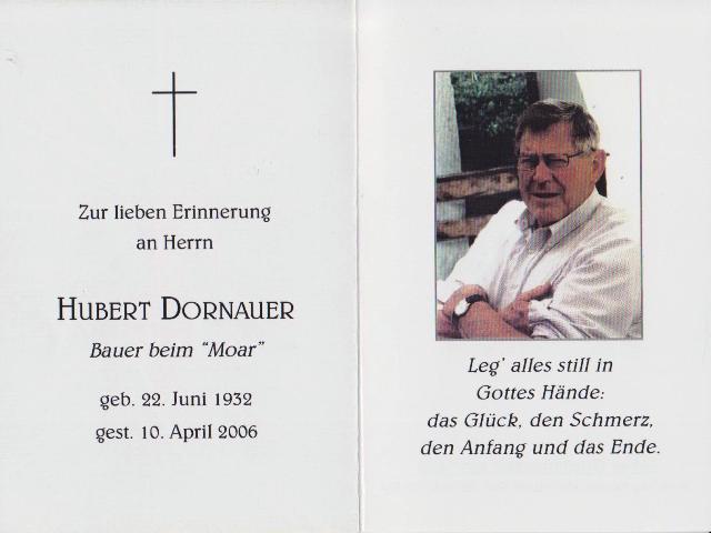Dornauer Hubert