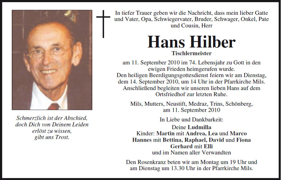 Hilber Hans
