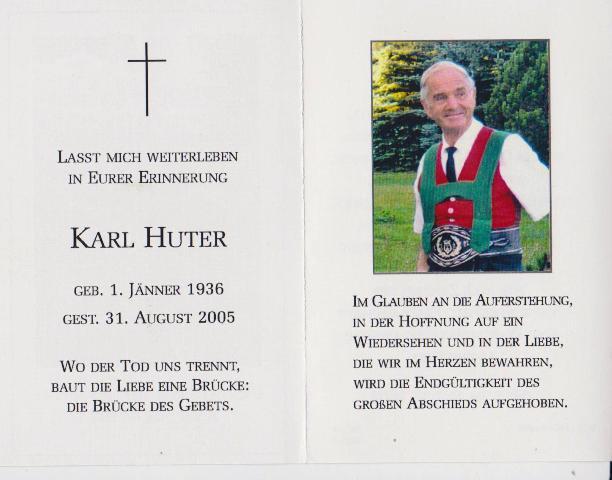 Huter Karl
