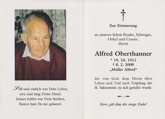 Oberthanner Alfred