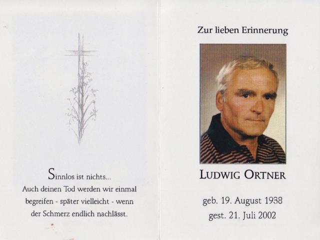 Ortner Ludwig