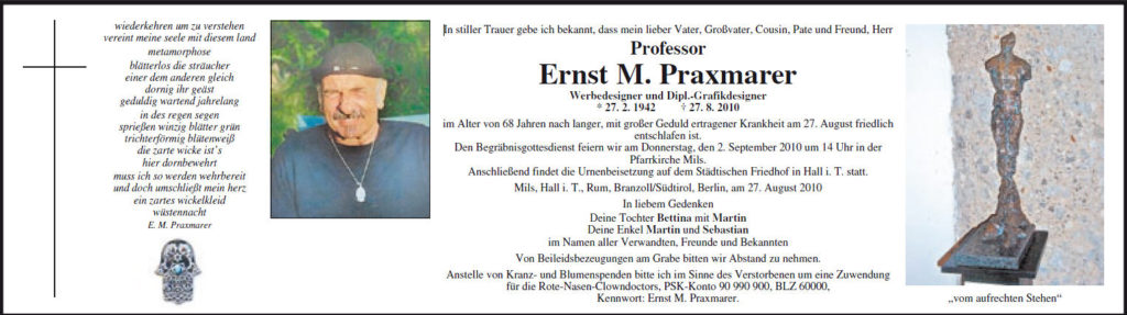 Praxmarer Ernst
