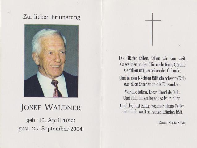 Waldner Josef