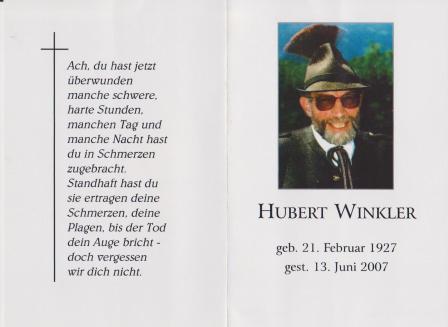 Winkler Hubert