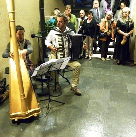 Meßner, Annemarie: Vernissage