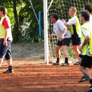 """Letztes Spiel der Altherren am """"Roten Platz"""" (2011)"""