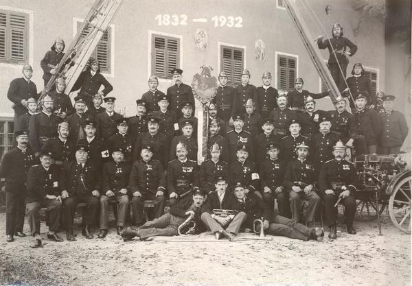 Chronik der Feuerwehr