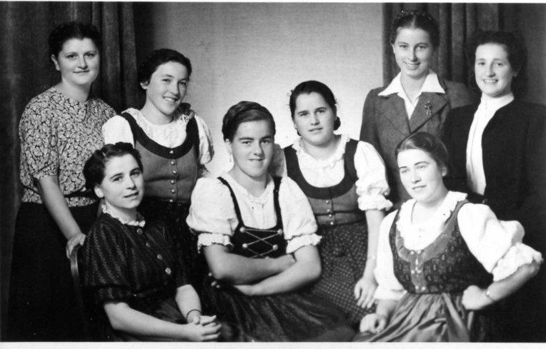 Musterung 1940 weiblich