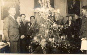 Fam. Tiefenthaler feiert Weihnachten