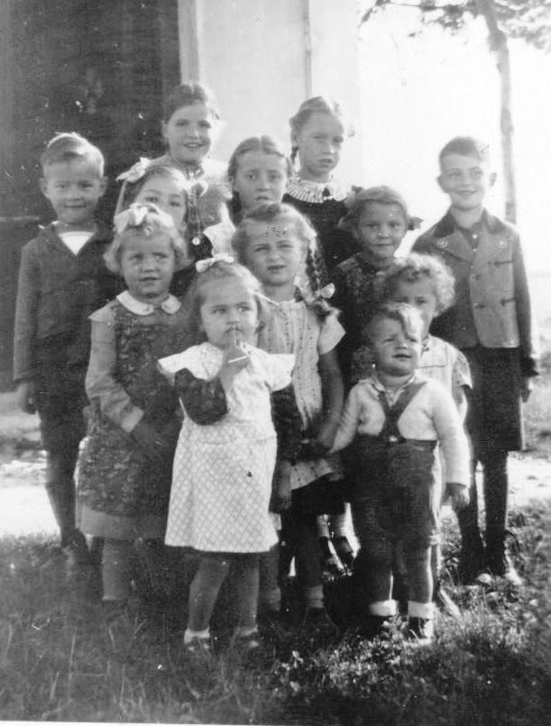 Unterdorf Kinder