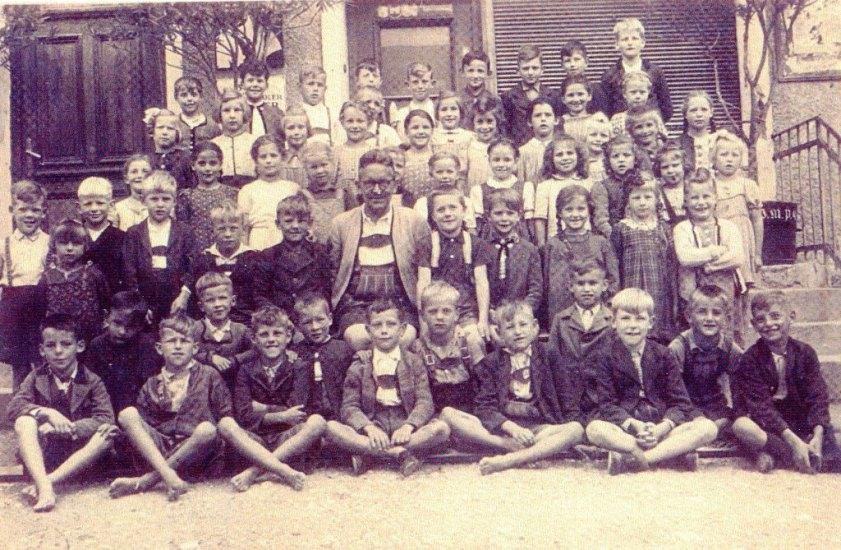 Volksschule 1946