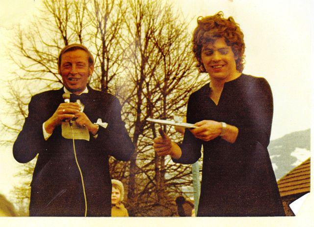 Umzug Mils 1980
