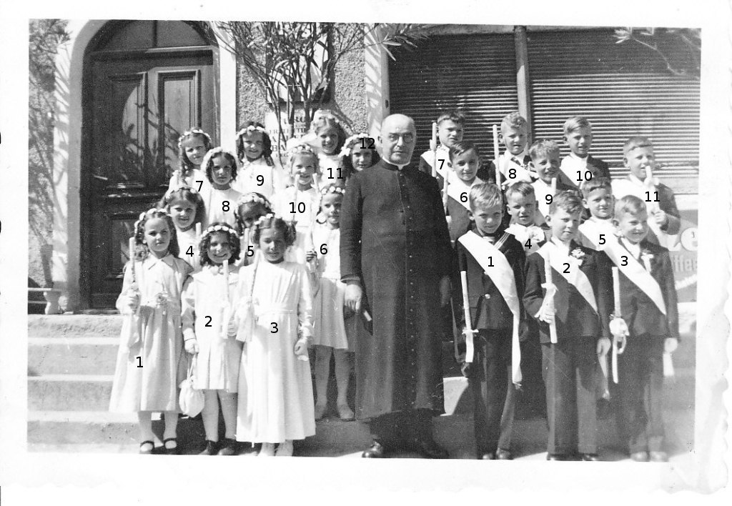Volksschule Mils Jahrgang 1941