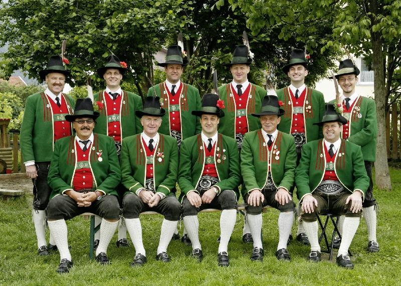 Musikkapelle - Ausschuss 2008