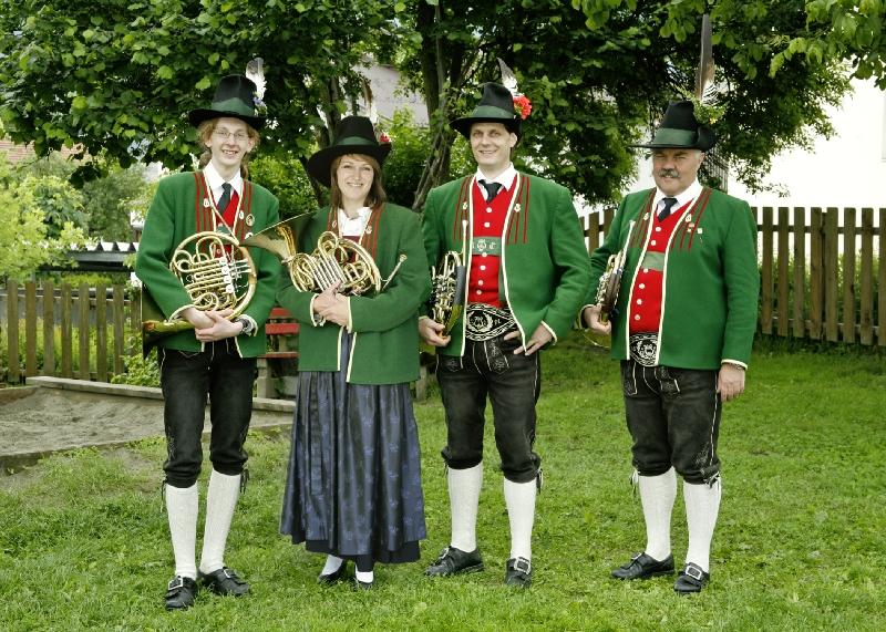 Musikkapelle Register 2008: Hörner