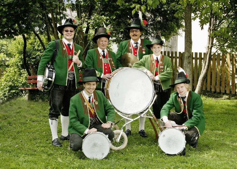 Musikkapelle Register 2008: Schlagzeug