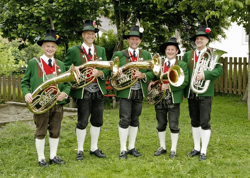 Musikkapelle Register 2008: Tenorhörner