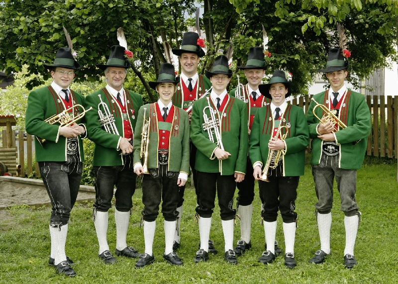 Musikkapelle Register 2008: Trompeten