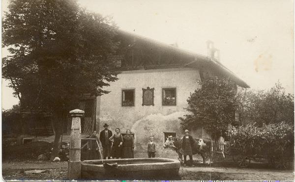 """H.Nr. 27 """"Beim Lack"""", Oswald-Milser-Str. 2"""