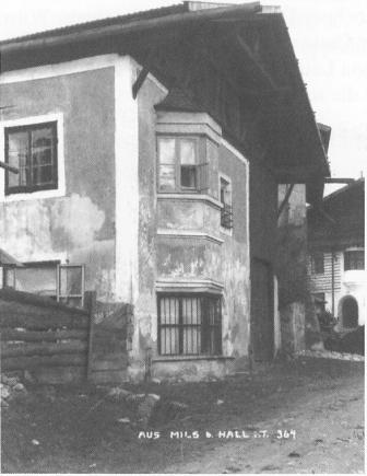 "H.Nr. 26 ""Beim Frühmesser"", Oberdorf 7"