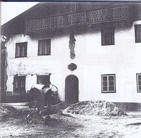 """H.Nr. 71 """"Beim Antholzer"""", Lorerstr. 16"""