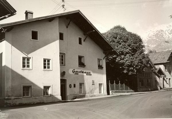 """H.Nr. 12 """"Beim Lorer"""", Unterdorf 12"""