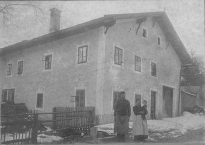 """H.Nr. 16 """"Beim Stundl"""", Unterdorf 10"""