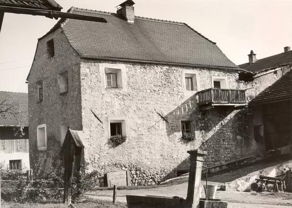 """H.Nr. 28 """"Oswald Milser Haus"""", Oswald-Milser-Str. 6"""