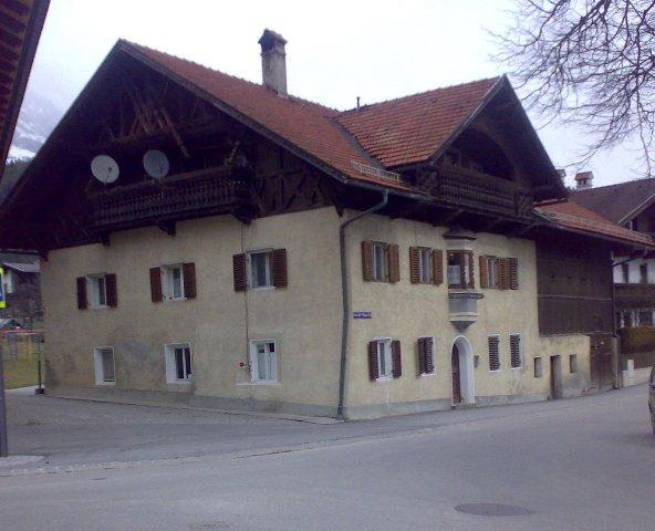 """H.Nr. 37 """"Beim oberen Tschugg"""", Oswald-Milser-Str. 1"""