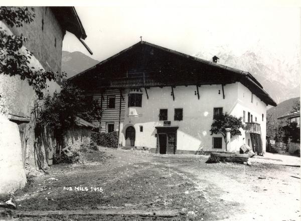 """H.Nr. 38 """"Beim Schiachl"""", Oberdorf 12"""