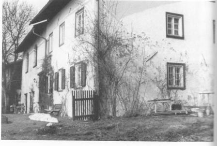 """H.Nr. 49 """"Beim Rädermacher"""", Haslachweg 19"""