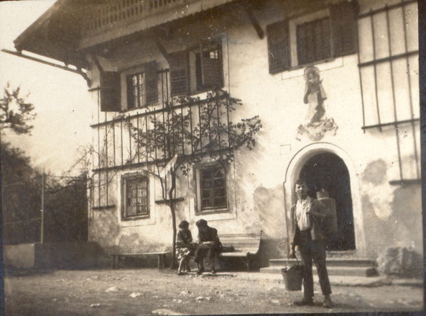 "H.Nr. 50 ""Beim Grünegger"", Oberdorf 34"
