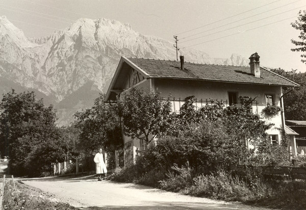"""H.Nr. 53 """"Beim Schmied"""", Brunnholzstr. 8"""