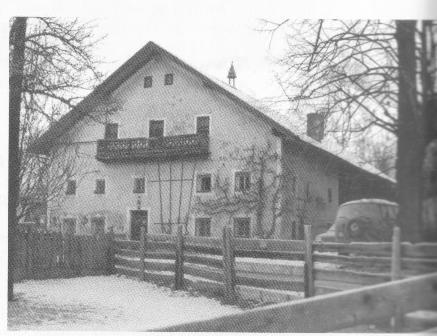 """H.Nr. 55 """"Beim Schober"""", Vinzenzweg 4"""