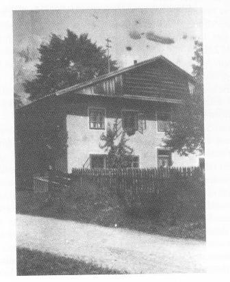 """H.Nr. 56 """"Beim Starken"""", Schneeburgstr. 12"""