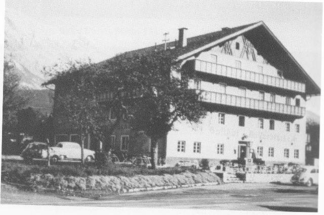 """H.Nr. 61 """"Beim Resch"""", Bundesstr. 7"""