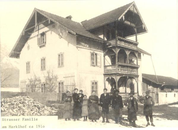 "H.Nr. 62, 63 ""Beim Faistenberger"", Dorfstr. 21, 23"