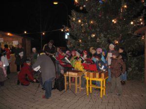 Adventmarkt 2007