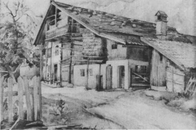 "H.Nr. 39 ""Beim oberen Pusler"", Oberdorf 14"