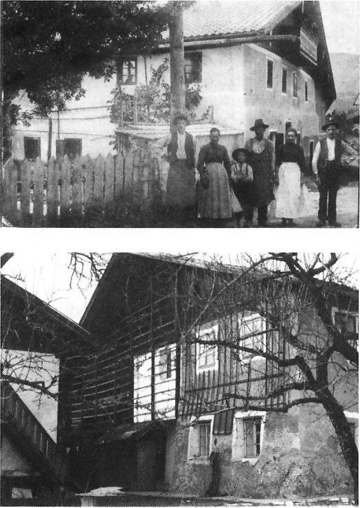 """H.Nr. 40 """"Beim Weber"""", Oberdorf 13"""
