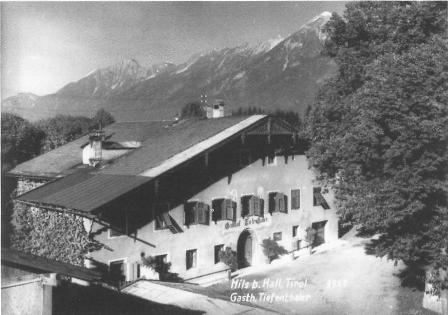 """H.Nr. 19 und 20 """"Beim Zeisler"""", Unterdorf 2 und 4"""