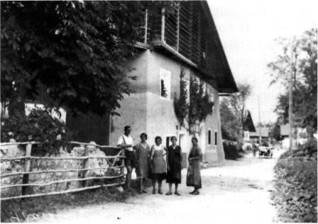 """H.Nr. 6 """"Beim Lenzer"""", Unterdorf 21"""