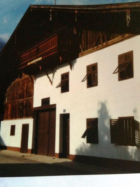 """H.Nr. 17 """"Beim Wasten"""", Unterdorf 3"""