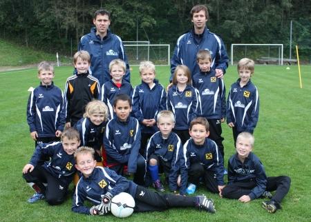 Fußball: U8 2010/11