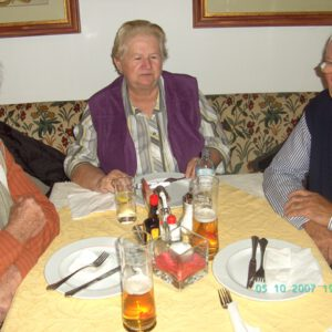Seniorenausflug 2009