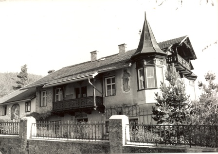 Vonmetz Villa, Milser Schlössl, Beim Grießer