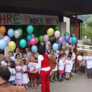 40 Jahre Kindergarten Dorf 16.05.2009