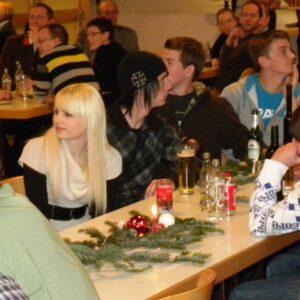Christbaumversteigerung 2011