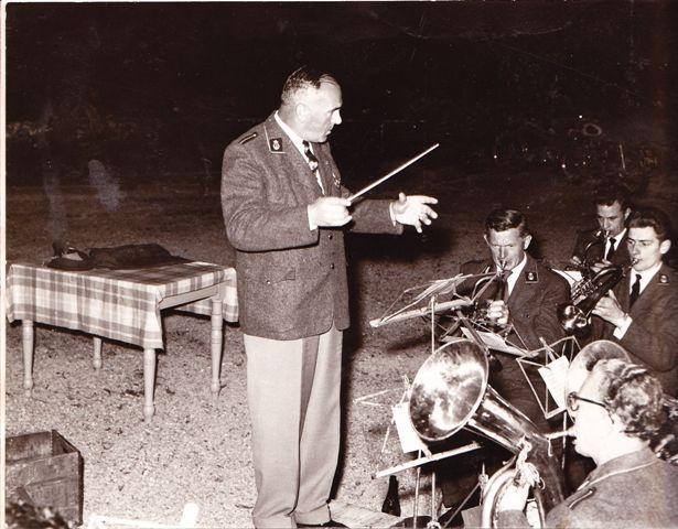 Kapellmeister Otto Ebenbichler sen.